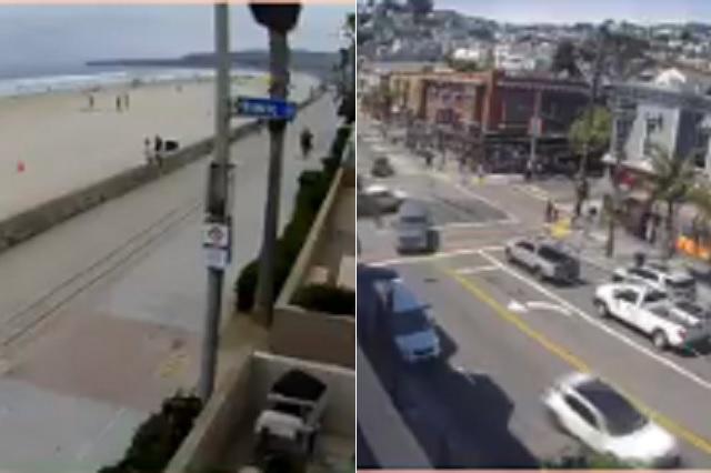 Reportan nuevo sismo ahora en California, al sur de EU