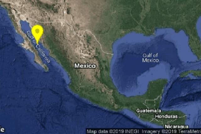 Reportan que en las últimas 12 horas se han registrado 32 sismos en 7 estados