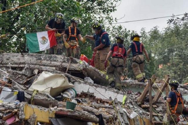 Verifican uso de recursos en 1 de cada 5 casas dañadas por el sismo