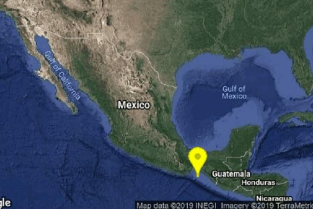 Reportan que en las últimas 12 horas se han registrado 33 sismos en 5 estados