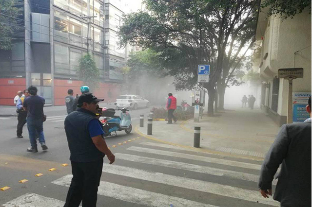 Sismológico Nacional reporta 389 réplicas del sismo de 7.2 grados