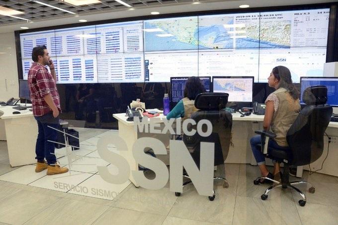 Por impredecibles, hay que estar alerta de sismos: SSN