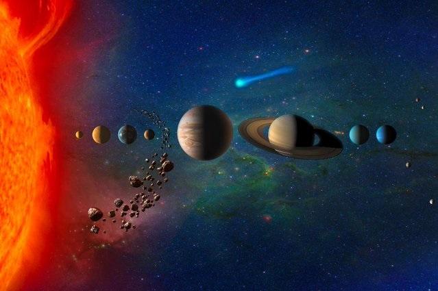 Foto Twitter / @NASA