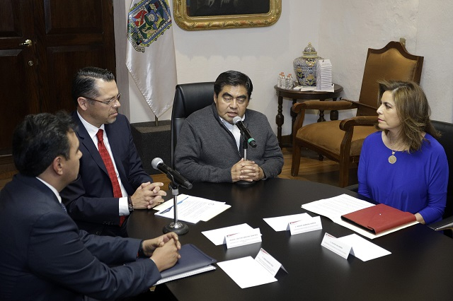 Nuevo penal en Puebla comienza a construirse en enero: Barbosa