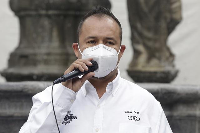 Logra César Orta mayoría de votos en sindicato de Audi