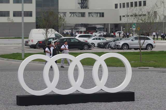 Audi de México ofreció apoyo a la asamblea del sindicato, confirma