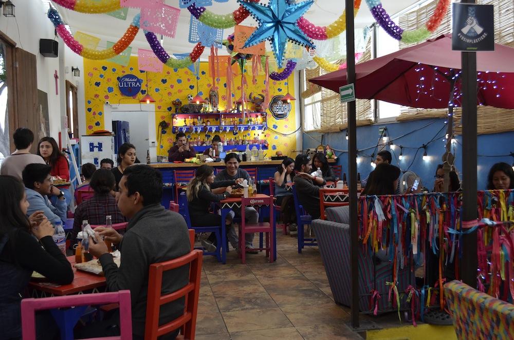 5 caf s del centro hist rico ideales para celebrar el 14 for Cafe el jardin centro historico