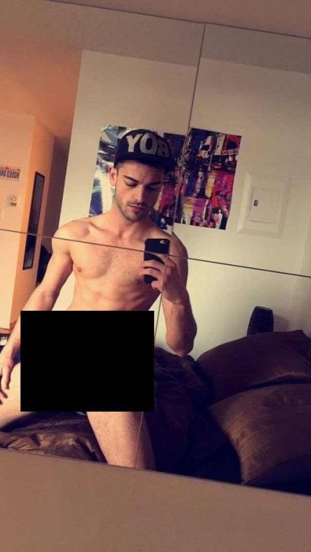 Selfies Sin Ropa Filtran Presuntas Fotos De Maluma Desnudo
