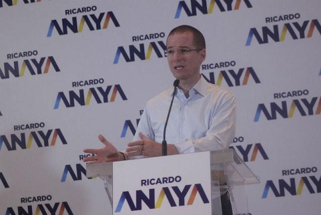 Promete Anaya recuperar la paz en Tamaulipas
