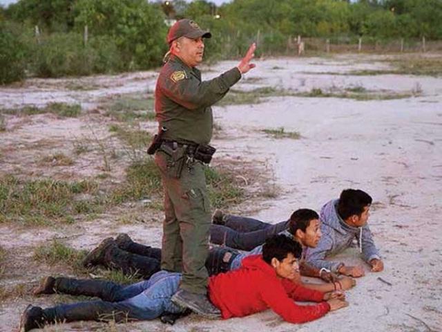 Desplegará EU en frontera sur a la Guardia Nacional