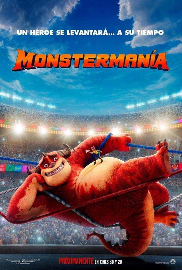 Estrenan primer tráiler y póster de película Monstermanía ...