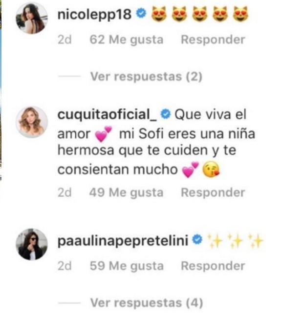 Sofia Castro ¿sigue siendo amiga de las hijas de Peña Nieto?