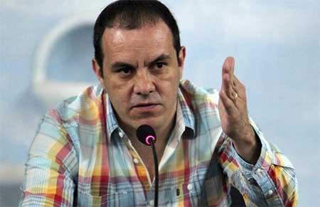 Cobró ''Cuau'' 7 millones de pesos por ser candidato, acusan