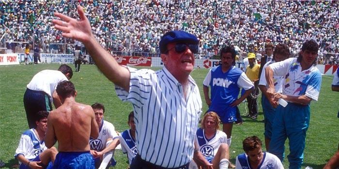 Puebla campeón en la temporada 89-90