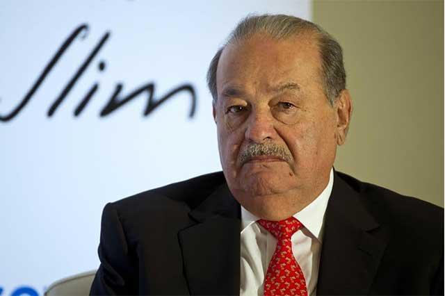 Carlos Slim aplaude la solidaridad de mexicanos ante ataques de Trump