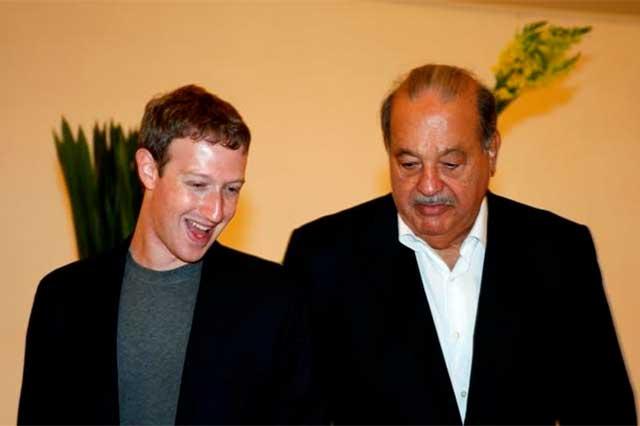 Carlos Slim no donará acciones de su familia para obras de caridad