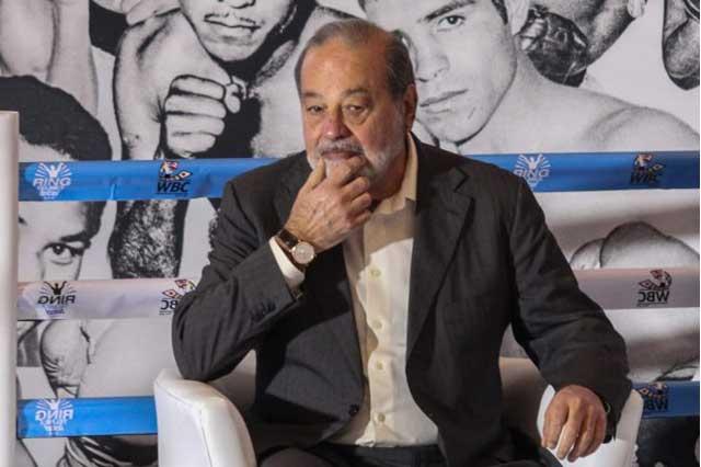 Desde 2018 Carlos Slim les cobrará a empresas telefónicas