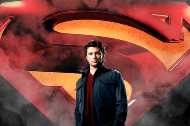 A 15 años de estreno de Smallville, así luce Tom Welling