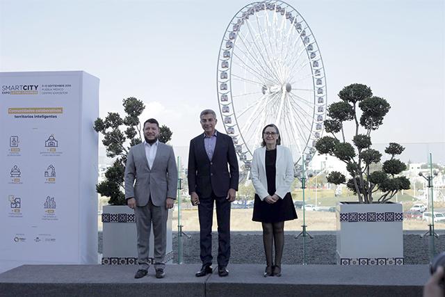 Smart City Expo LATAM Congress se reunirá en Puebla, en septiembre