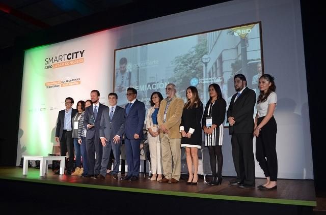 En Foro Internacional Smart City reconocen a IDIT de Ibero Puebla