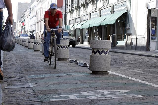 Pese a obras del ayuntamiento, estaciones de bicicleta no se usan