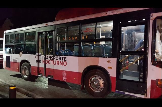 Habrá transporte nocturno para partidos contra América y Santos