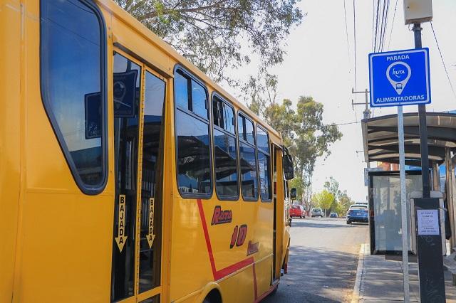 Por Día de Reyes, amplían horario del transporte público, taxis y RUTA