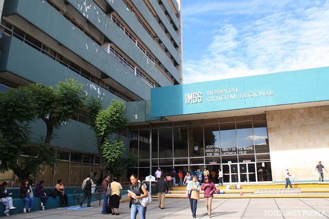 San Alejandro, el hospital del IMSS de más prolongada reparación