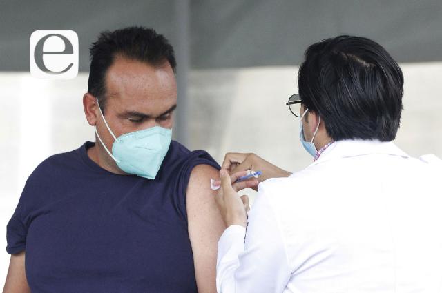 Reportan en Aguascalientes muerte por covid de persona vacunada