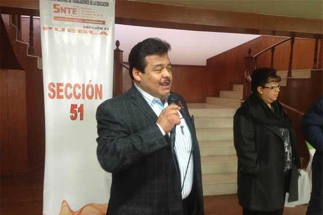 Despedirán a 14 docentes de Puebla por no acudir a evaluación