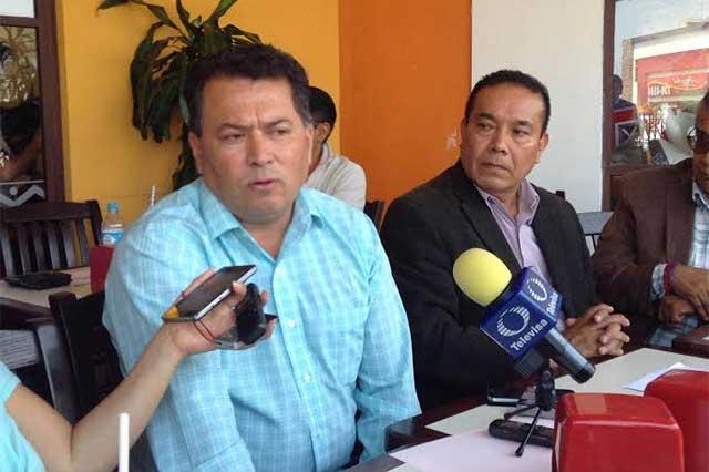 SNTE reconoce simpatía en Texmelucan y Tehuacán con la CNTE