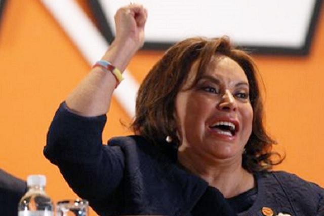 SNTE autorizó movimientos bancarios de Elba Esther, revela sentencia