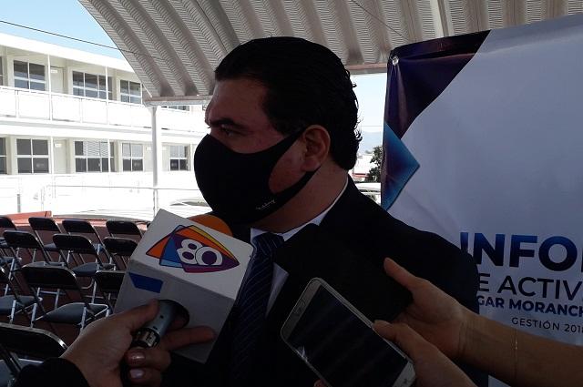 Confiesa director del SOAPAMA que también tuvo Covid-19