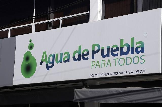 Por obras de Agua de Puebla, menos líquido en 35 colonias
