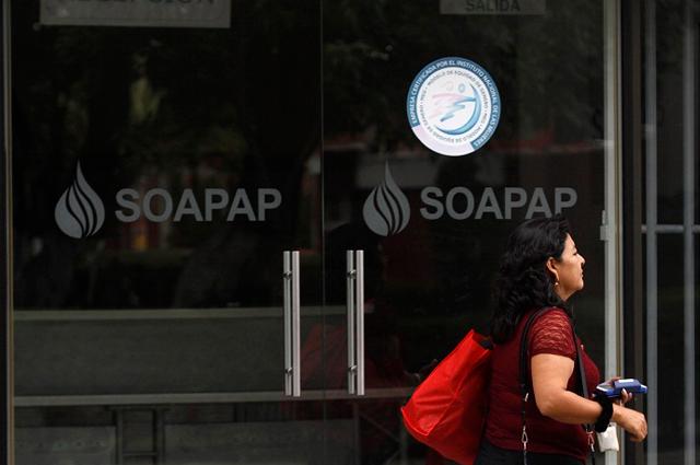 Es el SOAPAP el organismo municipal con más deuda del país