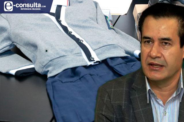 Es injustificado encarecimiento de uniformes en Puebla: Canaive