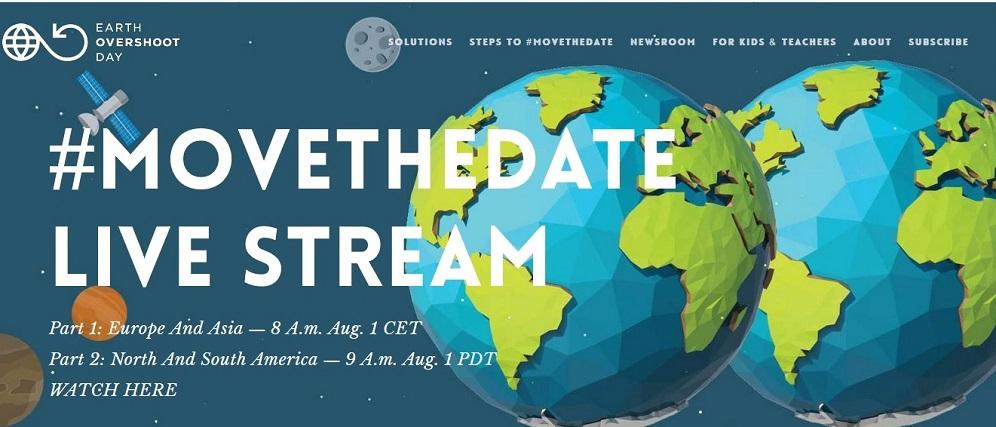 El 1 de agosto la Tierra alcanzará un sobregiro ecológico