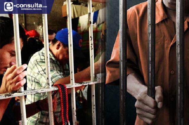 Advierte CNDH rebrote de Covid en cárceles; Puebla bajo riesgo