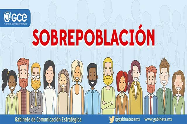 Problema de sobrepoblación visto por los mexicanos