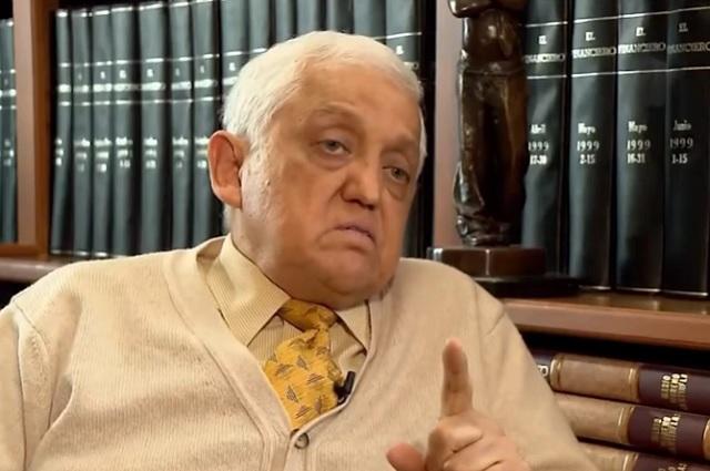 Falleció por Covid Eduardo Moreno Laparade, sobrino de Cantinflas
