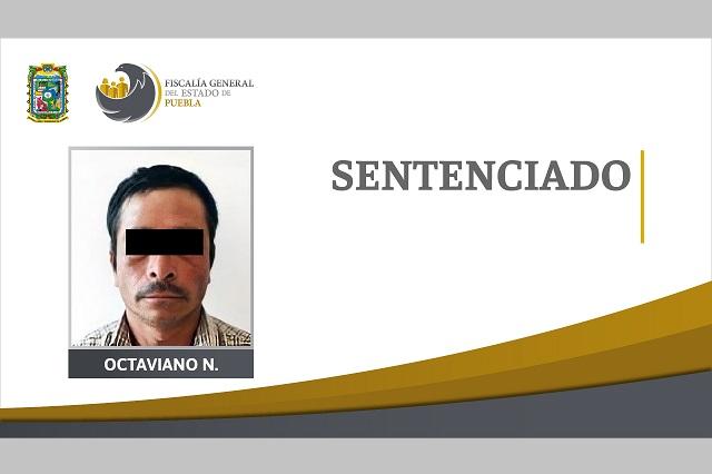 La dan 25 años de prisión por violar a su sobrina, en Tetela