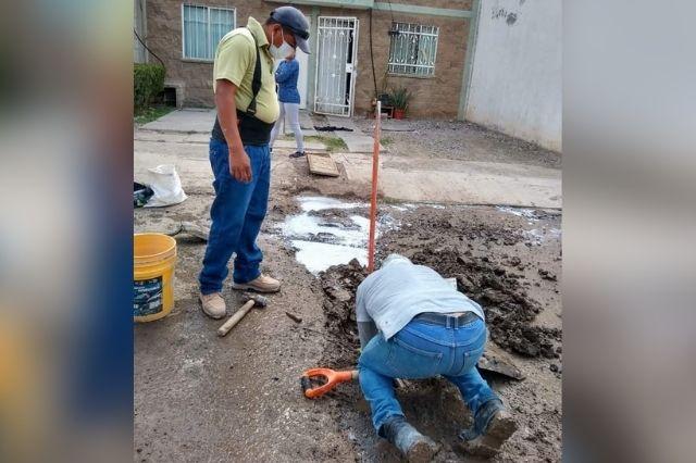 OOSAPAT prevé cortar agua a 24 mil usuarios por deuda de 10 años