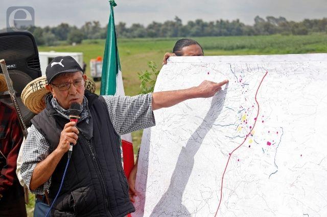 Activistas dudan del dictamen de la Conagua sobre el socavón