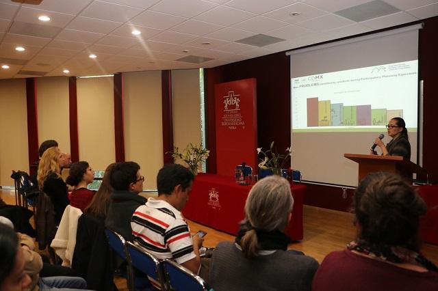 Analizan en Ibero Puebla sociedades incluyentes e inequidades sociales