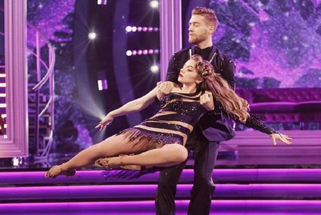 Video: Sofía Castro deslumbra al ritmo de tango en MQB All Stars