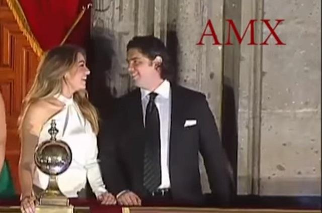 Sofía Castro y Alejandro Peña, ¿son más que amigos?
