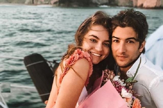 Sofía Castro y Juan Pablo Gil son novios y así lo dicen con fotos