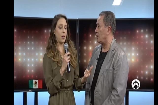 Sofía Niño de Rivera denuncia que Ricardo Rocha es un acosador