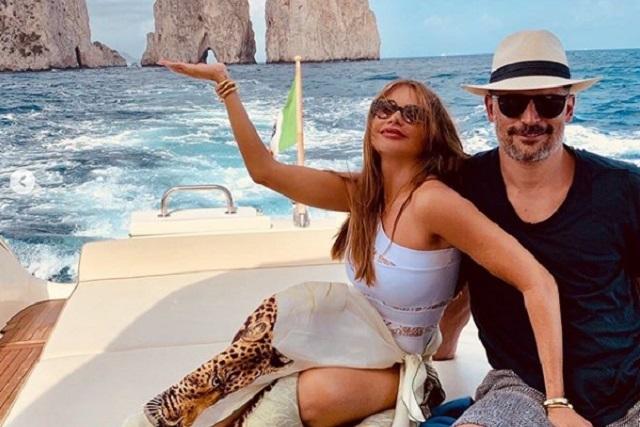 Sofía Vergara festeja su cumpleaños número 47 en Italia