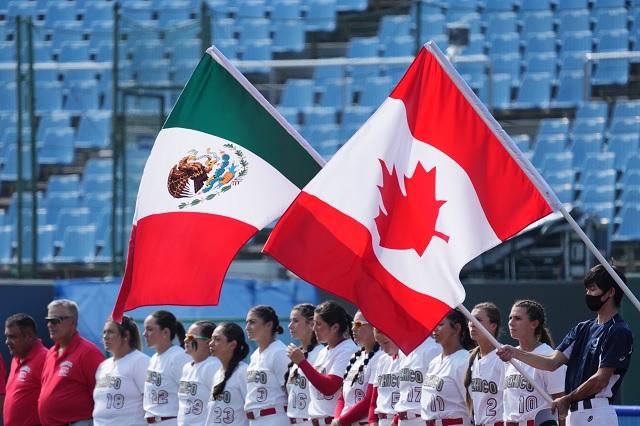 Tokio 2020: Selección Mexicana de Softbol cae 4-0 en su debut